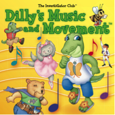 Dillys Music and Movement