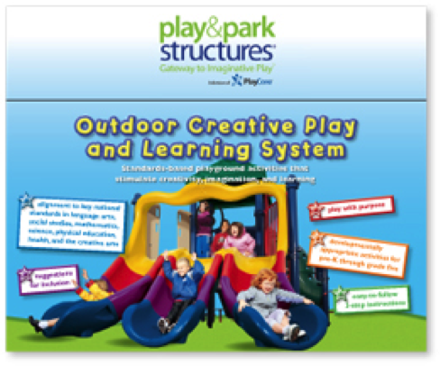 Outdoor Creative Play Learning System