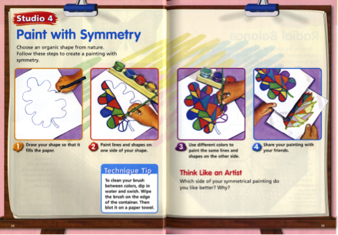Paint with Symmetry