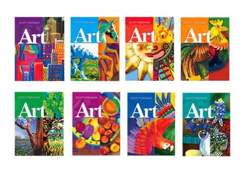 Pearson Art Book