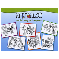 Amaze Panels Activity Cards