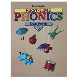First-Time Phonics
