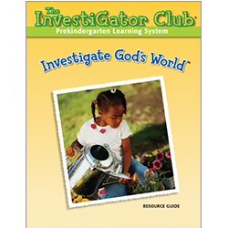 The InvestiGator Club® Investigate Gods World