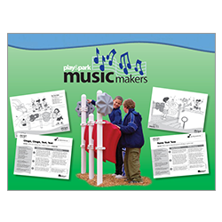 Music Makers Activity Cards