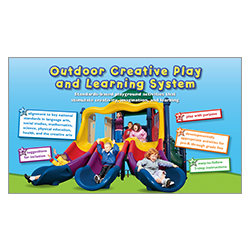 Outdoor Creative Play & Learning System