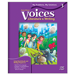 Voices Literature & Writing