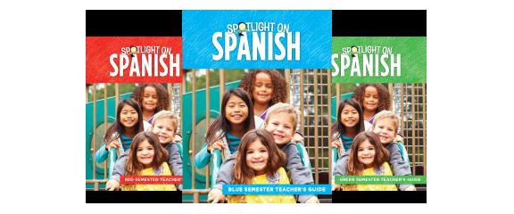 Spotlight on Spanish Covers