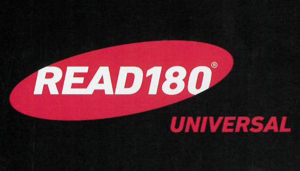 READ180U logo